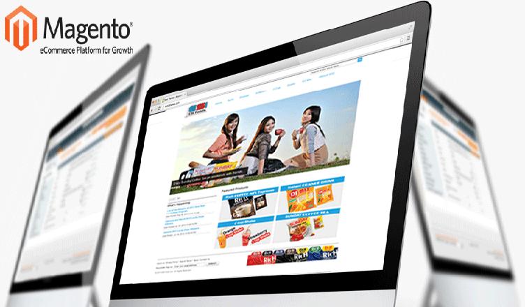 Magento : Ecommerce Website Development
