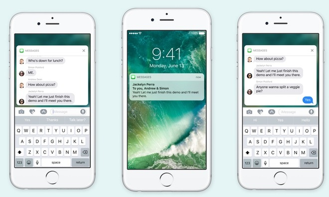 Make the most of  iOS 10 – Rich-Push Notifications