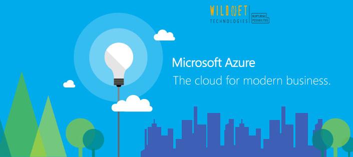 Microsoft Azure : The Future of Cloud Computing