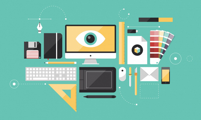 Flat Design: A New Dimension of Designing
