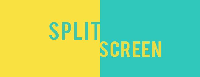 Split-Design Layout: Bringing Ideas to Reality.
