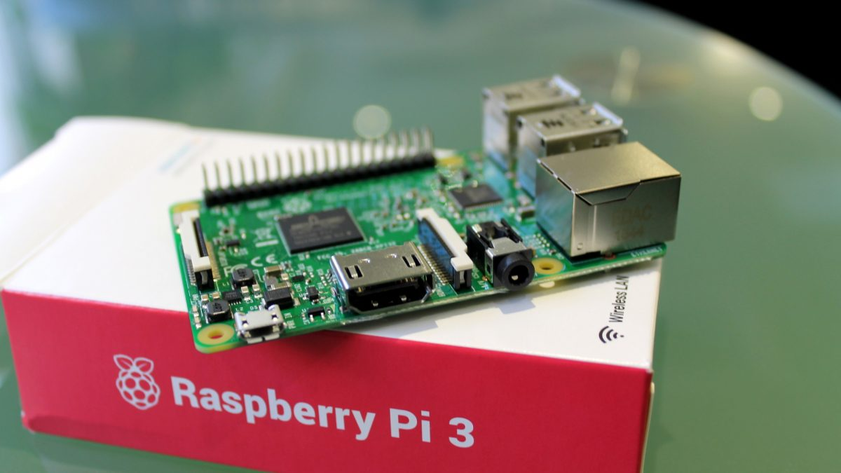 Raspberry Pi – An inexpensive computer with tons of applications