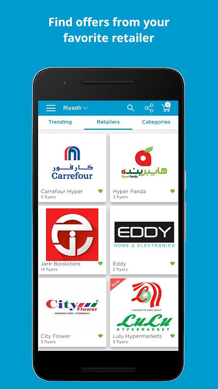Flyeroffer App