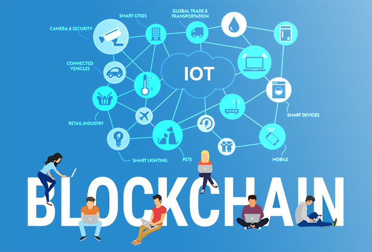 BLOCKCHAIN in IOT – Secured Connectivity