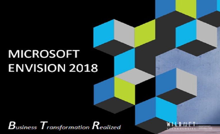 Microsoft's offerings through ENVISION 2018