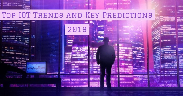 Top IOT Trends and Key Predictions for 2019