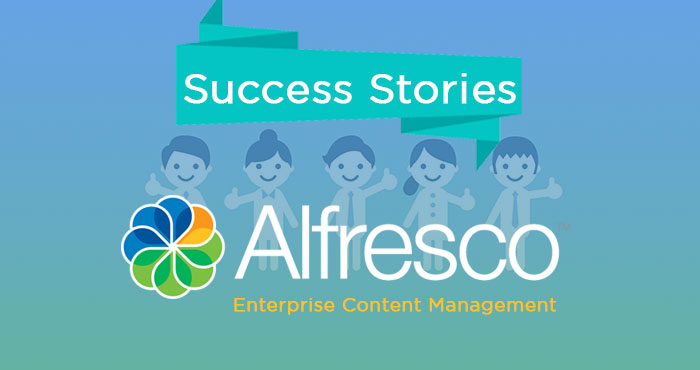 Alfresco ECM Development – Some Success Stories