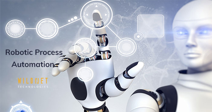 Robotic Process Automation – Automate Business Process