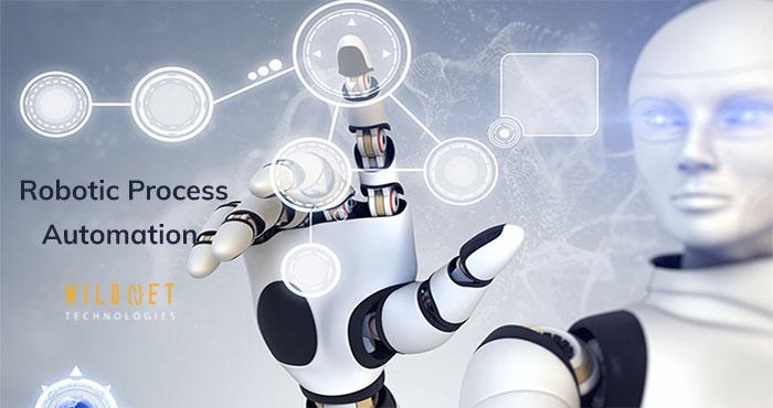 Robotic Process Automation – Automate Business Process