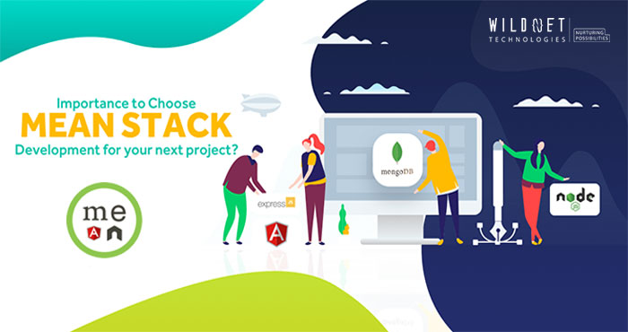 MEAN Stack Development for dynamic websites and web applications