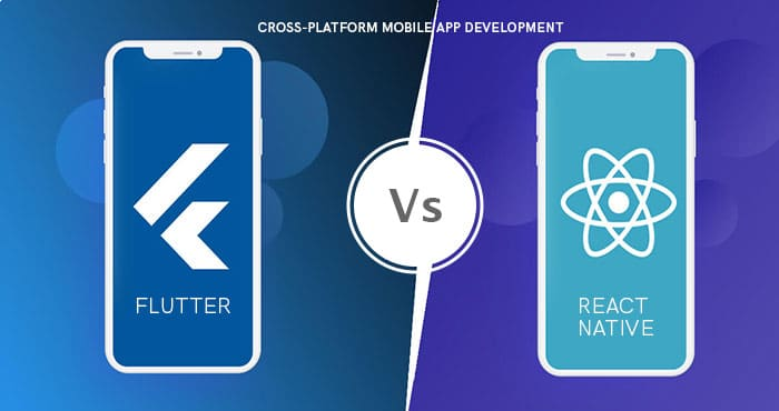Flutter Vs React Native Framework