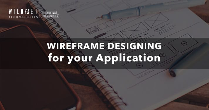 How to create WIREFRAME of your application?