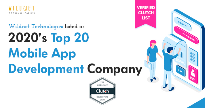 Proud to be recognized as Top Development Firm 2020