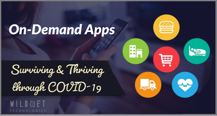 7 Features of Successful On-Demand Apps, even after COVID